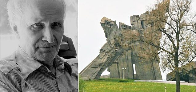 Ninth Forth Memorial Sculptor Dies