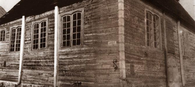 Panevėžio sinagogų atminimą saugo tikintieji ir archyvai