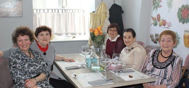 Встреча Каунасской еврейской общины