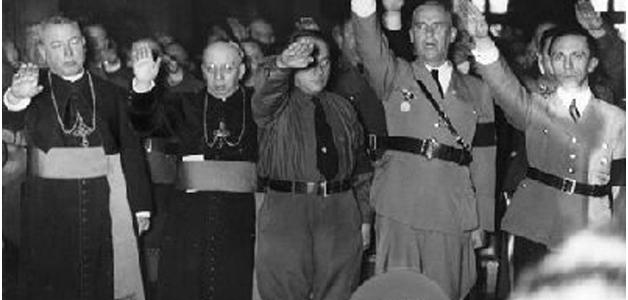 Германский Совет католических епископов признал, что некоторые священники были пособниками нацистов