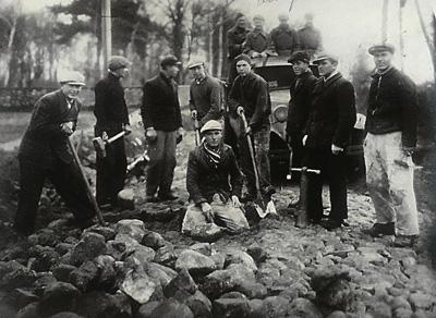 Užmirštos SSSR-Vokietijos karo represijų aukos