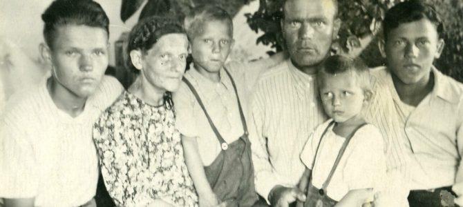 Tremtyje gimęs Andriukaitis – apie pirmojo paragauto obuolio skonį ir Lietuvą, atrodžiusią lyg rojus
