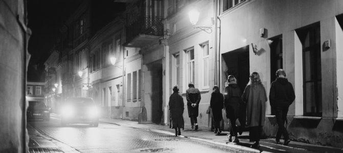 """Senojo žydiško Vilniaus patyrimas tamsoje: """"Glaistas"""" kviečia į naktines keliones po buvusį getą"""