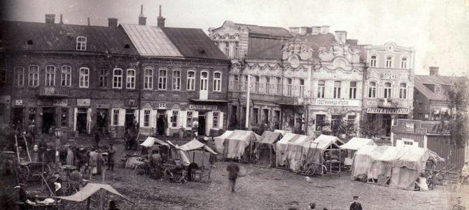 Įamžinant miesto istoriją – ir žydų pavardės