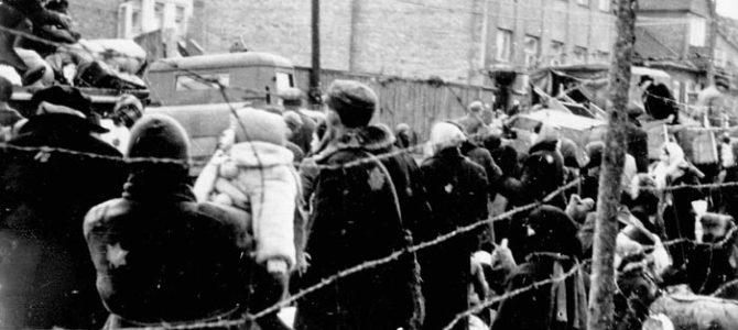 Страницы истории. Холокост. Судьба Ури и Дани Ханох
