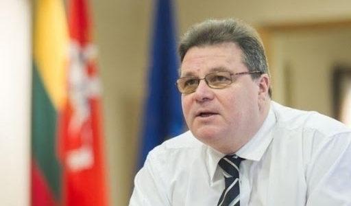 Министр иностранных дел Литвы: осквернение памятника Виленскому Гаону – это акт вандализма против Литвы