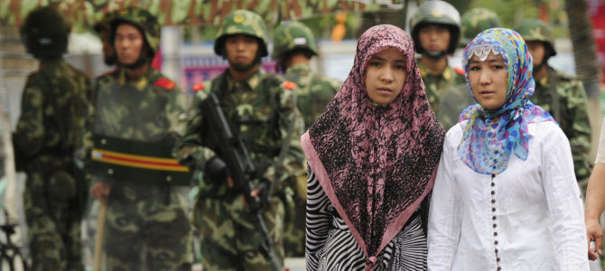 Еврейская организация осуждает преследование китайским режимом мусульман-уйгуров