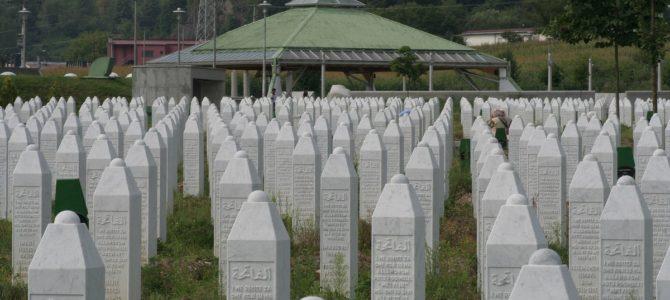 WJC Commemorates 25 Years since Srebrenica Genocide