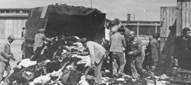 Holokausto budeliams pražudytų gyvybių nepakako