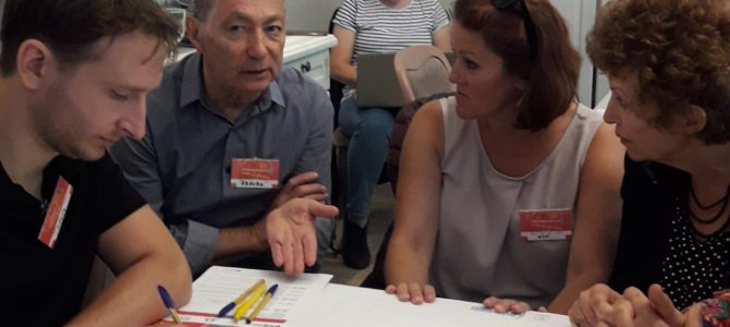 Koalicijos stiprinimo seminaras Kaune – 7 ŽINGSNIAI