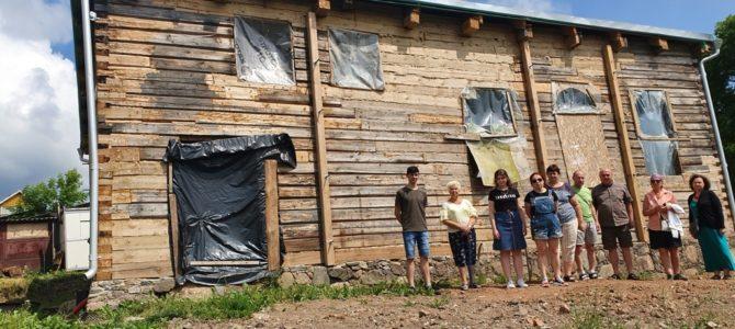 Panevėžio žydų bendruomenės išvyka lietuvių ir žydų atminties keliais