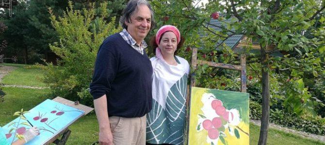 Raimondas Savickas Outdoor Painting Workshop July 27-31