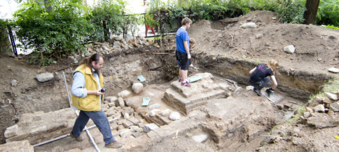 Lithuanian Governments Sells Great Synagogue Ruins to Goodwill Foundation