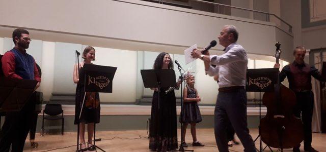 Песни из репертуара легендарной Нехамы Лифшицайте звучали в Каунасской филармонии