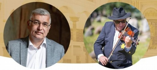 Evening of Poetry and Music with Sergei Kanovich and Boris Kizner