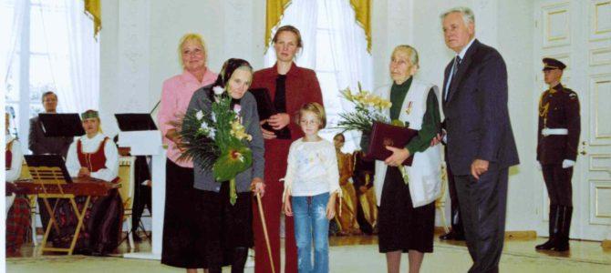 Не стало Праведницы Народов мира М. З. Левинскене (Календрайте)