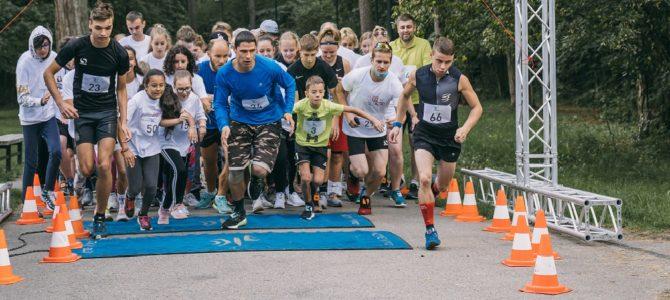 4-tasis tradicinis Makabiečių Fun Run bėgimas Vingio parke Vilniuje