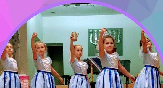 """,,Fajerlech"""" vaikų šokių studija kviečia prisijungti prie studijos veiklos"""