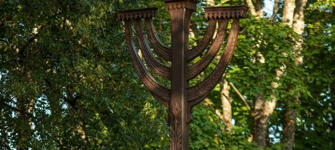 Švenčionyse, spalio 18 d. parke prie Menorospagerbkime ir prisiminkime čia gyvenusią gausią žydų bendruomenę (pakeistas anksčiau skelbtas laikas)