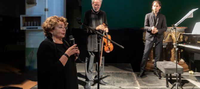 Концерт выдающегося музыканта Г. Кремера в Вильнюсской Хоральной синагоге
