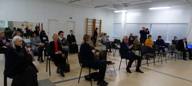 Forumas Panevėžyje apie visuomenės įvairovę, talentus ir brandžią demokratiją
