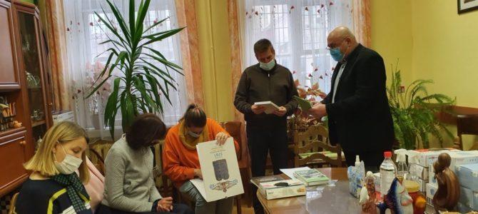 Susitikimas Panevėžyje dėl žydų paveldo išsaugojimo