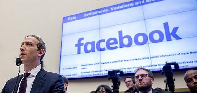 """""""Facebook"""" draus turinį, kuriame propaguojamas Holokausto neigimas"""