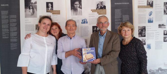 Didžiosios žydų rudens šventės Kauno bendruomenėje