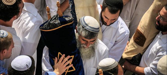 Garbūs Izraelio rabinai apie saugumo priemones pandemijos laikotarpiu
