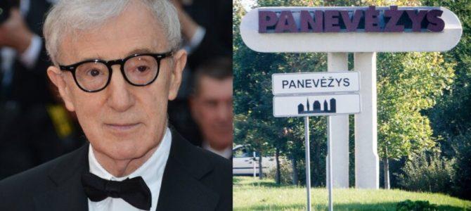Sensacinga naujiena: legendinio kino kūrėjo Woody Alleno šaknys – Panevėžyje