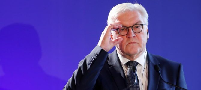 Президент Германии призывает отдать дань уважения «наследию» Нюрнбергского процесса в его 75-ю годовщину