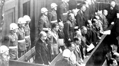 """""""Для меня они монстры, а не люди"""". 75 лет Нюрнбергскому процессу"""