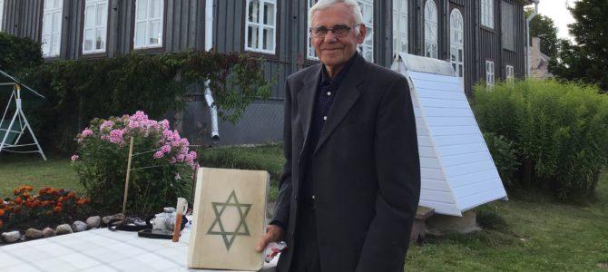 Liudvikas ir Žiežmarių sinagogos istorija