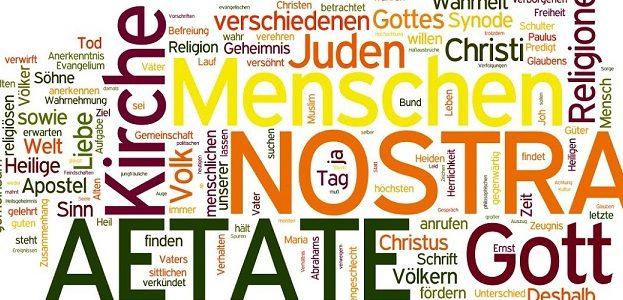 """""""Nostra aetate"""" deklaracijai, kuri reiškia istorinį posūkį santykiuose su žydais-55 metai"""