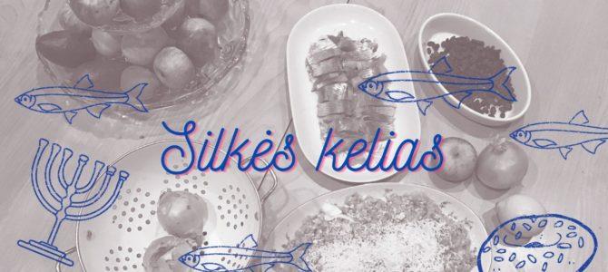 Kaip foršmakas tapo ne prancūzų o žydų patiekalu, o žydiška silkė yra lenkiška, o gal daniška?