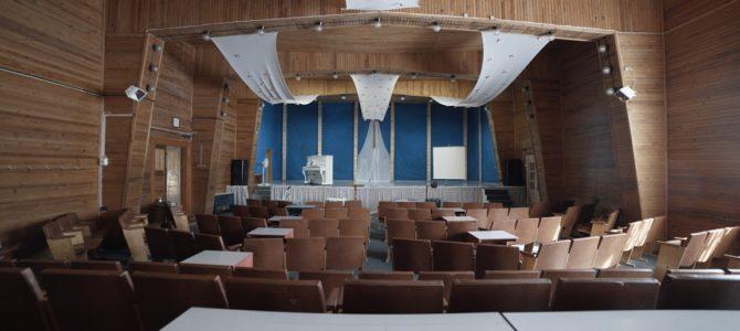 Daugiakultūrės praeities liudininkės. Veisiejų sinagoga