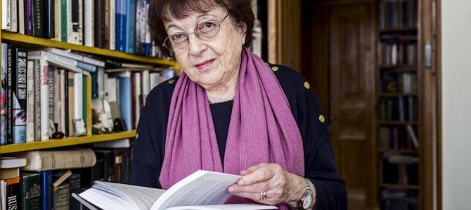 F. Kukliansky apie I. Veisaitės mirtį: šventi žmonės išeina per šventes