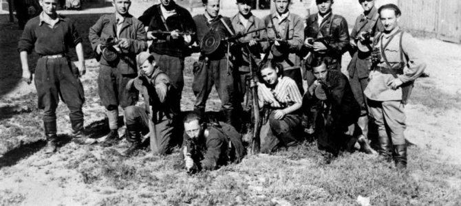 «Никогда не говори — пришел конец»… Марш еврейских партизан впервые спели на русском