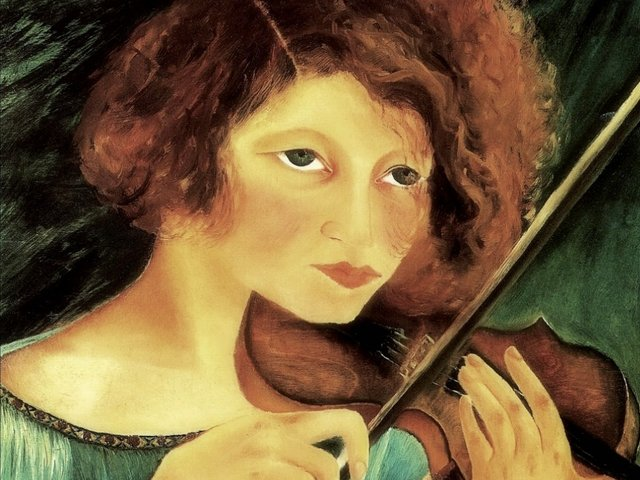 Anniversary of Birth of Jewish Artist and Sculptor Antonietta Raphaël-Mafai