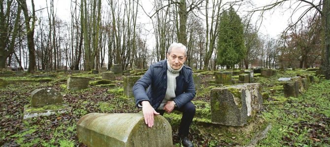 Secrets of Jewish Graves Deep Underground
