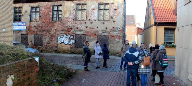 Klaipėda to Remember Synagogue Put to Torch by Nazis