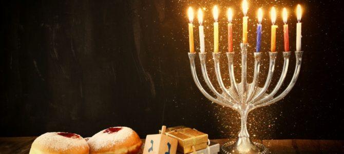 Panevėžio miesto žydų bendruomenė sveikina visus žydus ir jų šeimas su šviesos ir šilumos švente namuose