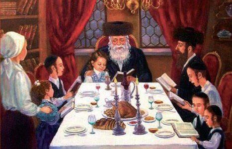 Приглашаем ребят на встречу Шаббата и чтение шаббатних историй