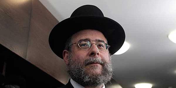 """Глава Совета раввинов Европы: """"Современная Европа не обеспечивает еврейским общинам гарантии того, что они смогут вести привычный для них образ жизни"""""""