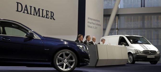 Немецкие компании, включая «Daimler», VW и «Deutsche Bank», принимают определение антисемитизма IHRA