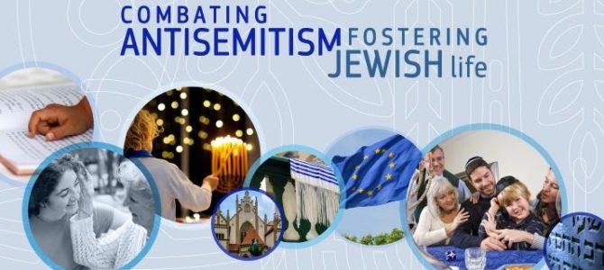 Kovodami su antisemitizmu puoselėjame žydų gyvenimą