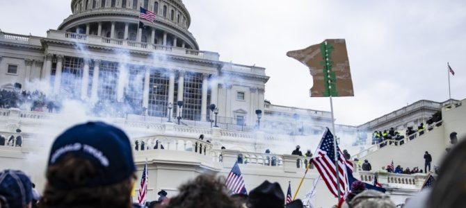 Amerikos žydų komiteto pareiškimas apie Vašingtone riaušininkų sukurstytą antivyriausybinę agitaciją