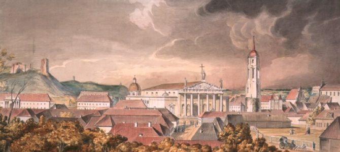 Happy Birthday, Vilnius