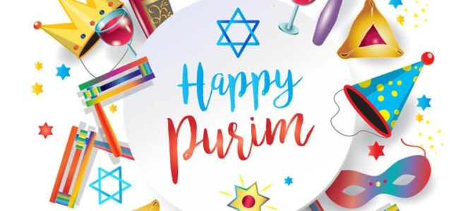 Purim Greetings from the Panevėžys Jewish Community