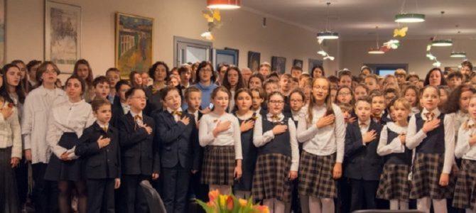 Sveikiname visus su viena svarbiausių Lietuvos istorijos datų – Vasario 16-ąja Lietuvos valstybės atkūrimo diena